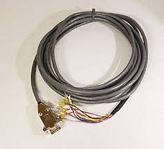 Remote Start/Stop Cable 3590B/C/D/E